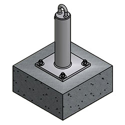 Roof Anchor System