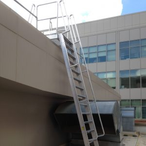 Fixed Ladders - NCSU