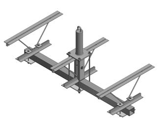 Joist Wrap Roof Anchor - Retrofit