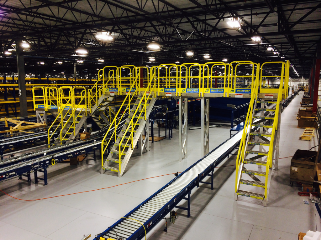Access Platforms And Crossovers Peak Fall Protection Inc