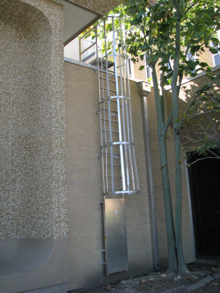 Fixed Ladders Peak Fall Protection Inc